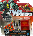 Transformers Generations Rewind and Sunder (Fall of Cybertron)
