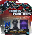 Transformers Generations Rumble and Ravage (Fall of Cybertron)