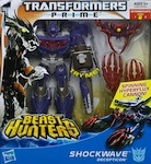 Transformers Prime Shockwave (Beast Hunters - Voyager)