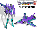 Transformers Timelines (BotCon) Slipstream (TF Club Subscription)