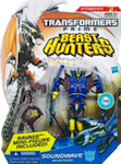 Transformers Prime Soundwave (Beast Hunters)