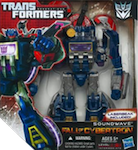 Transformers Generations Soundwave with Laserbeak (Fall of Cybertron)