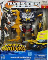 Transformers Prime Talking Bumblebee