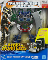 TF Prime Beast Tracker Optimus Prime