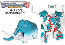 Timelines Ultra Mammoth (Magnus), (TF Club Subscription)