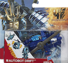 Transformers 4 Age of Extinction Autobot Drift (1-step, helicopter)