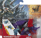 Transformers 4 Age of Extinction Dinobot Slug (1-step changer)