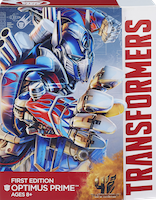 Movie AOE Optimus Prime (AoE, 1st Edition, Leader)