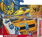 Transformers 4 Age of Extinction Bumblebee (1-step)