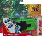 Transformers 4 Age of Extinction Crosshairs (AoE One-Step Changer)