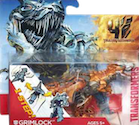 Transformers 4 Age of Extinction Grimlock (One-Step Changer)