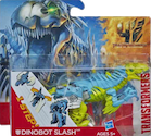 Transformers 4 Age of Extinction Dinobot Slash (AoE One-Step Changer)