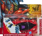 Transformers 4 Age of Extinction Decepticon Stinger (AoE One-Step Changer)