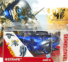 Transformers 4 Age of Extinction Strafe (1-step)