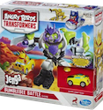 Angry Birds Transformers Jenga Bumblebee Game