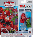 Angry Birds Transformers Sentinel Prime Bird vs Deceptihog Bludgeon