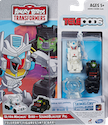Angry Birds Transformers Ultra Magnus Bird vs Soundblaster Pig