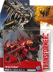 Transformers Movie Advanced AD05 Dinobot Scorn (Takara - Movie Advanced)