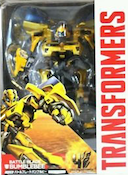 Transformers Movie Advanced AD08 Battle Blade Bumblebee (Takara - Movie Advanced)