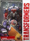 Transformers Movie Advanced AD12 Revenge Optimus Prime (Takara - Movie Advanced)