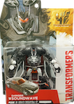 Takara - Movie Advanced AD17 Darkside Soundwave (Takara - Movie Advanced)