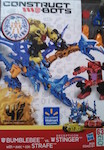 Movie AOE Construct-Bots Bumblebee vs Stinger with Strafe