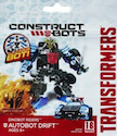 Transformers Construct-Bots Drift - Construct-Bots, Dino Riders