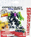 Transformers Construct-Bots Lockdown - Construct-Bots, Dino Riders