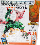 Transformers Construct-Bots Ripclaw - Construct-Bots