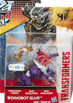 Transformers 4 Age of Extinction Dinobot Slug Evolution 2-Pack