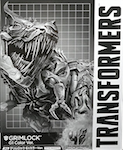 Transformers Movie Advanced Grimlock (G1 color Ver - exclusive)