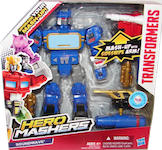 Transformers Hero Mashers Soundwave (Hero Mashers)