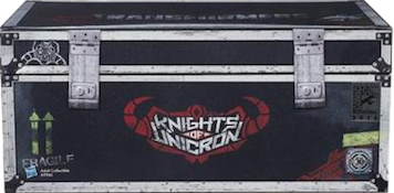 Transformers (2014) Knights of Unicron (SDCC Exclusive - Optimus Prime, Jazz, Megatron, Soundwave