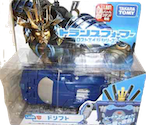 Transformers Movie Advanced LA06 Drift (1-step car)
