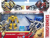 Transformers 4 Age of Extinction Legion Bumblebee with Strafe