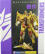 Transformers Masterpiece Sunstorm (Masterpiece)