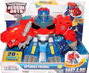 Rescue Bots Optimus Primal