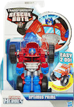 Rescue Bots Optimus Prime (Rescan - monster truck)