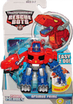 Transformers Rescue Bots Optimus Prime (Rescan 2 - Dino)