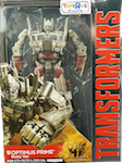 Transformers Movie Advanced Evasion Mode Optimus Prime, Rusty Exclusive