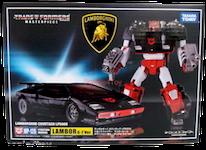 Transformers Masterpiece (Takara) MP-12G Lambor G2 (Takara Masterpiece G2 Sideswipe)