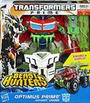 Transformers Prime Optimus Prime (2014 Beast Hunters Voyager)