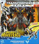 Transformers Prime Predaking (2014 Beast Hunters Voyager)