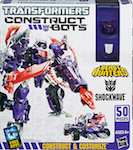 Transformers Construct-Bots Shockwave - Construct-Bots