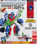 Construct-Bots Optimus Prime (Beast Hunters, Construct Bots)