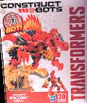 Transformers Construct-Bots Scorn (Construct-Bots)