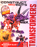 Transformers Construct-Bots Slug (Construct Bots)