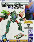 Transformers Construct-Bots Starscream - Beast Hunters, Construct-Bots