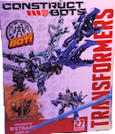 Transformers Construct-Bots Strafe (Construct Bots)