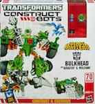 Transformers Construct-Bots Bulkhead - Construct-Bots Triple Team